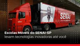 Escolas Móveis do SENAI-SP